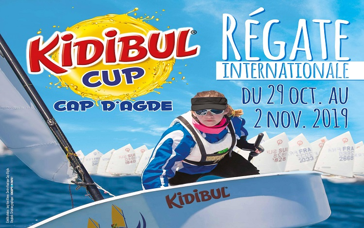 2019 regate internationale kidibul cup au cap d agde