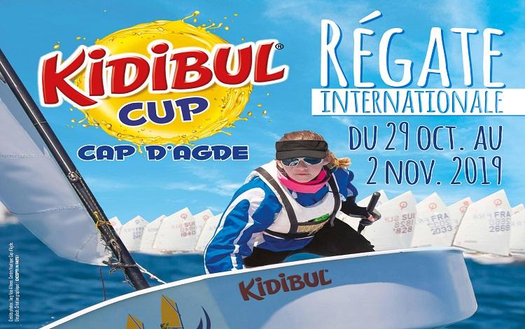 2019 regate internationale kidibul cup au cap d agde