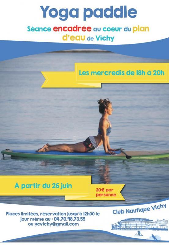 Yoga paddle cnv2019
